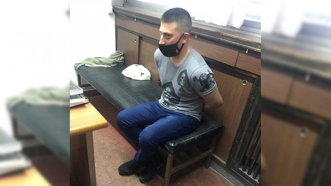 El crimen del policía Fernando Palavecino: se entregó el acusado buscado