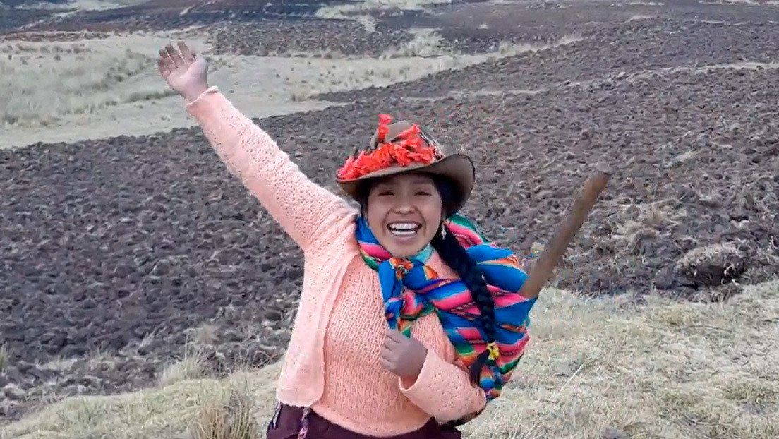 Solischa, la influencer peruana que enseña quechua y las costumbres ancestrales