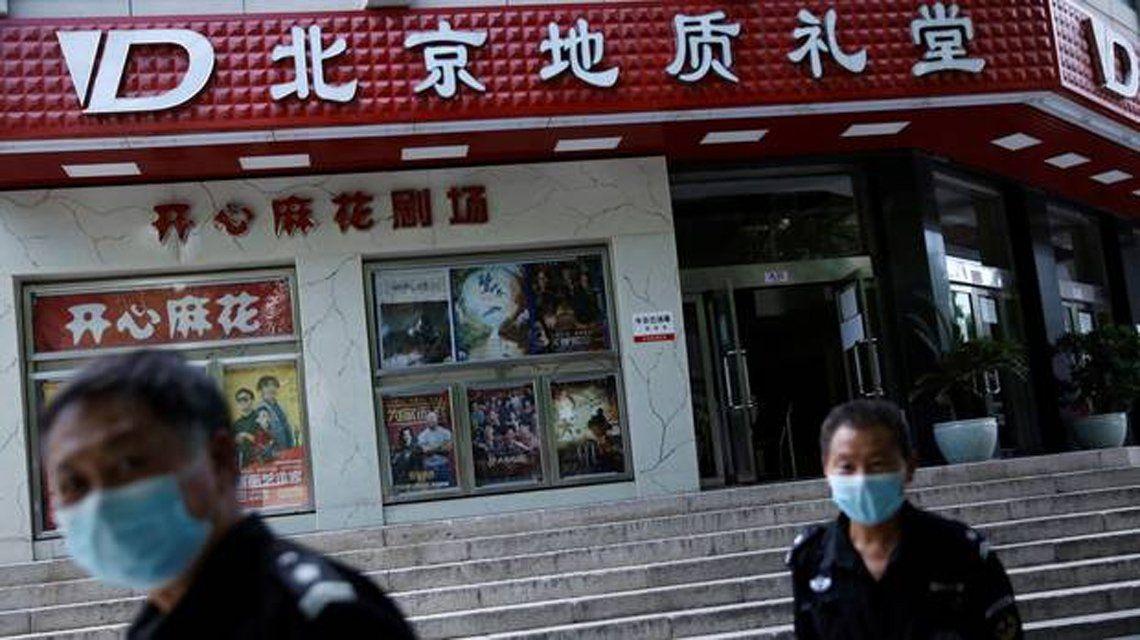 Debido a la pandemia, la industria cinematográfica china supera a Hollywood
