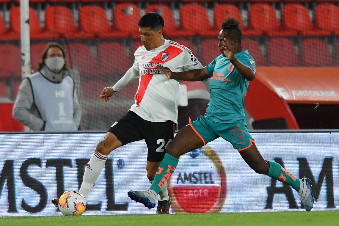 Copa Libertadores | Imparable: River venció a Liga de Quito por 3-0 y quedó puntero del Grupo D