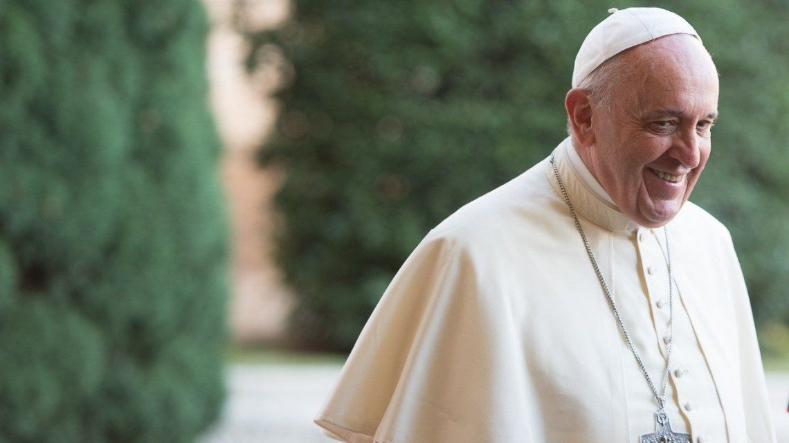 El Papa Francisco se manifestó a favor de una ley de unión civil para parejas homosexuales.