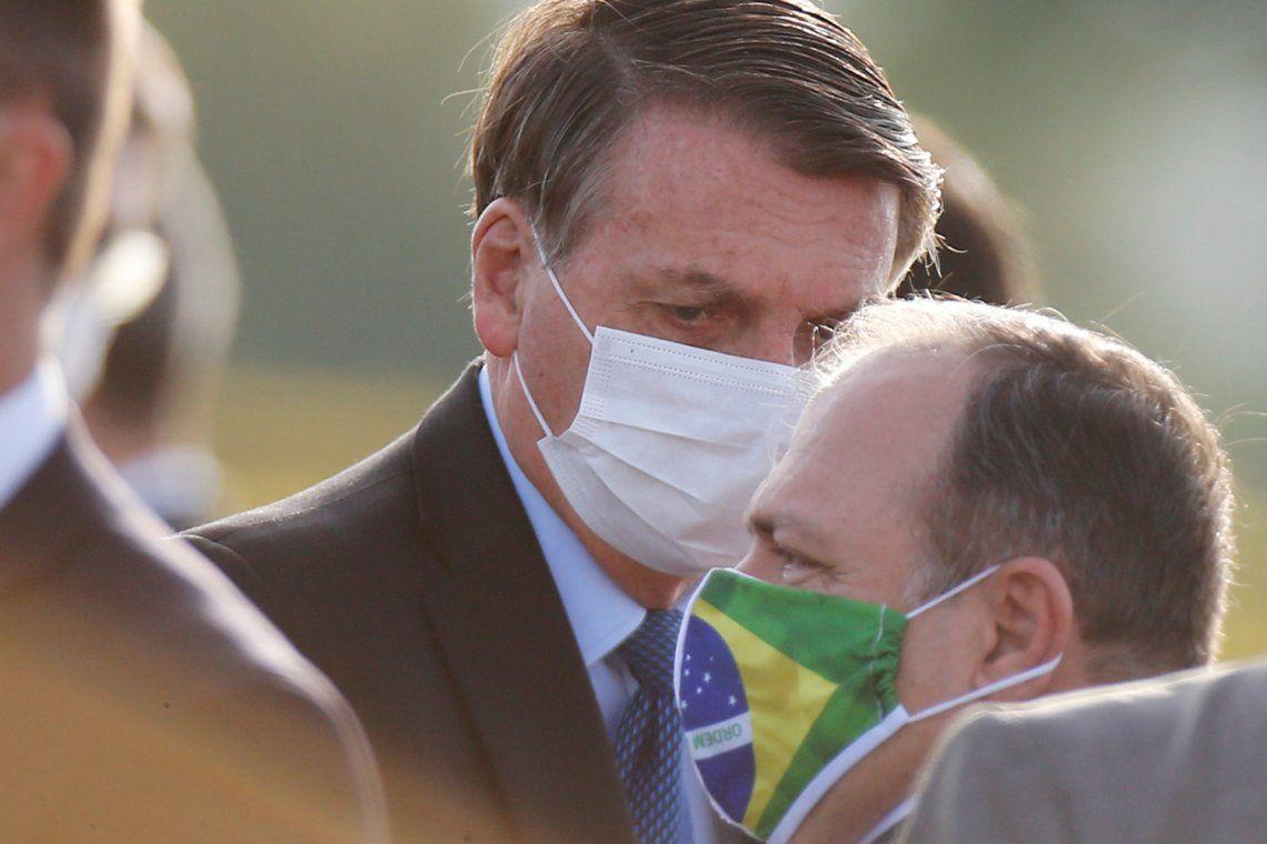 Jair Bolsonaro desmiente a su ministro de Salud y afirma que no comprará vacunas chinas
