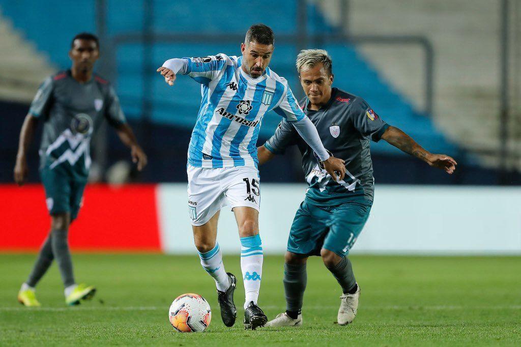 Copa Libertadores | Racing venció a Estudiantes de Mérida por 2-1, pero no le alcanzó para liderar el grupo