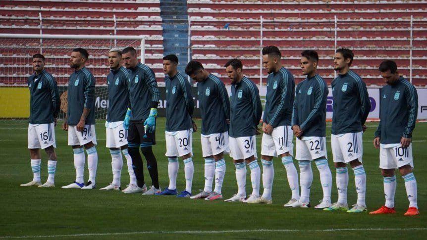 Argentina trepó a la octava posición en el ranking de la FIFA
