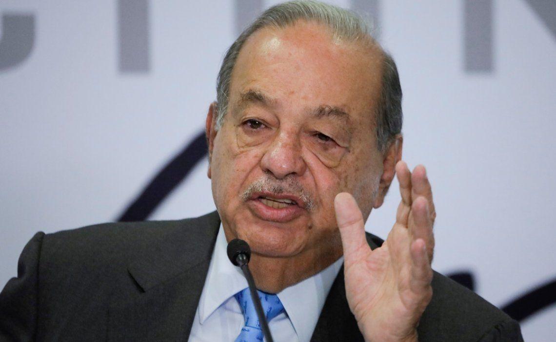 Carlos Slim propone elevar la edad de jubilación a 75 años y trabajar tres días a la semana