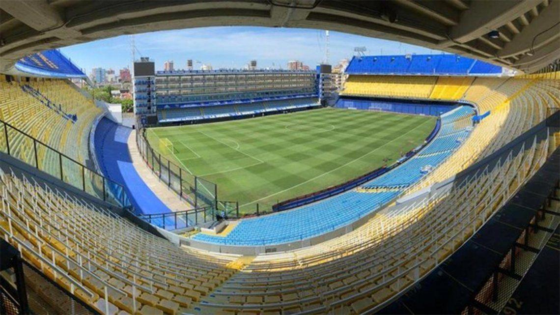 La Selección Argentina seguirá jugando en La Bombonera por las eliminatorias para Qatar 2022