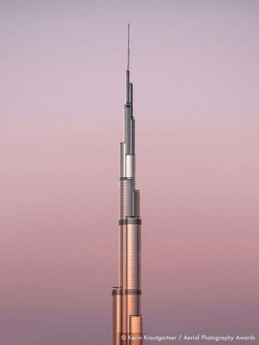 Primer lugar en la categoría de alojamiento: Colors Of Dubai