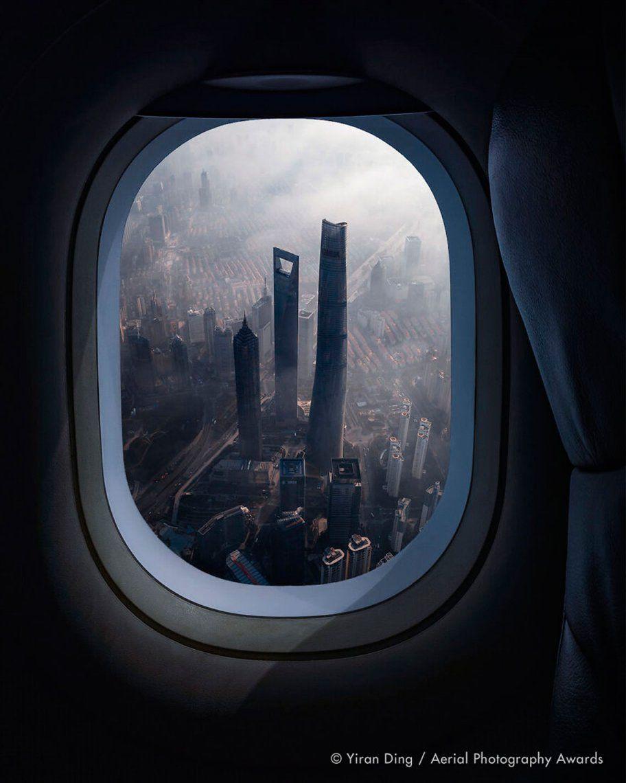 Primer lugar en la categoría de viajes: Shanghigh