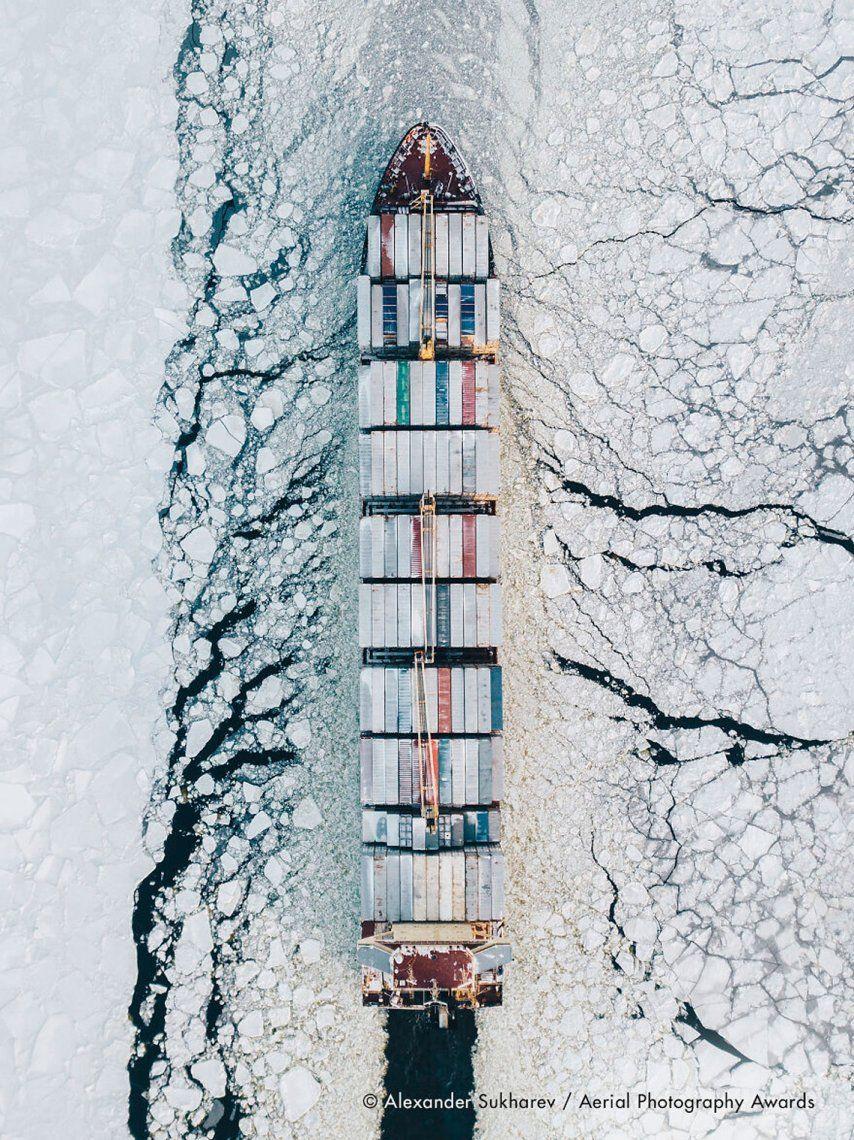 Primer lugar en la categoría Transporte: Calle del Golfo de Finlandia