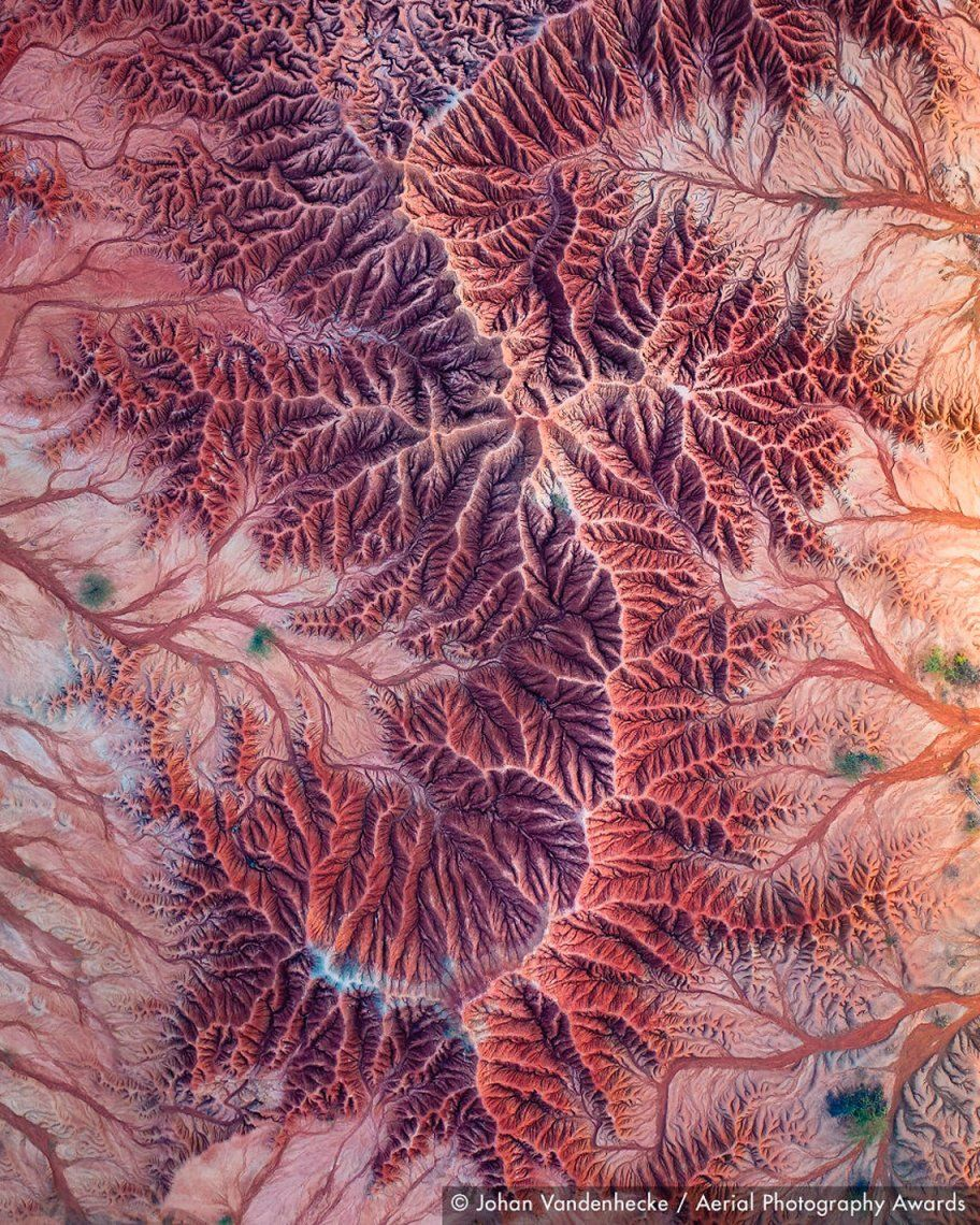 Primer lugar en categoría abstracta: Desierto de Tatacoa