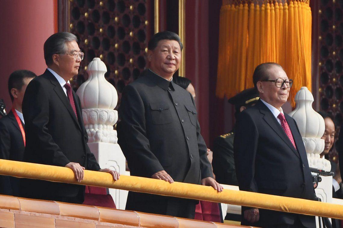 Xi Jinping: El pueblo de China ahora está organizado y no se puede jugar con él