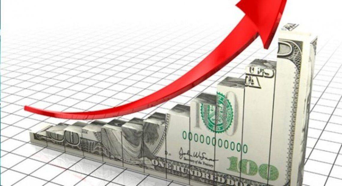 El dólar blue subió a $195 y el contado con liqui bajó 3,6%