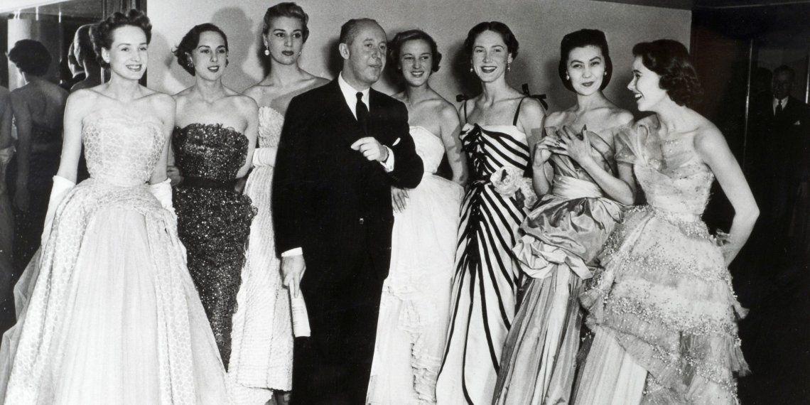 Hace 63 años moría el icónico diseñador Christian Dior