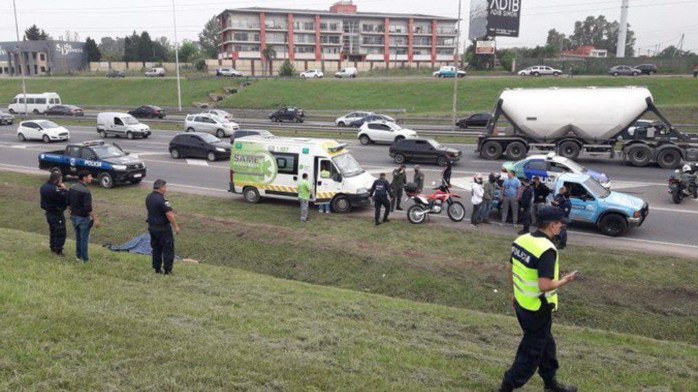 Pilar | Un policía de civil mató a un motochorro que acababa de cometer un robo