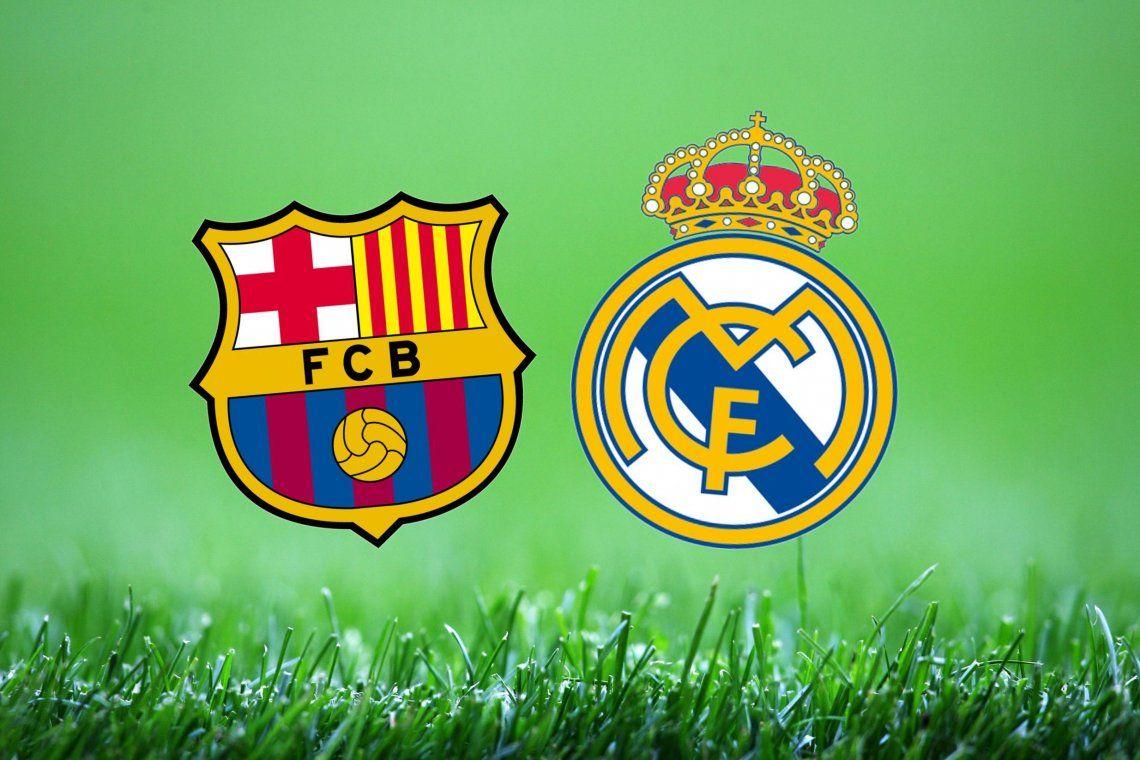 El Barcelona recibe al Real Madrid en el Camp Nou a las 11 de la mañana