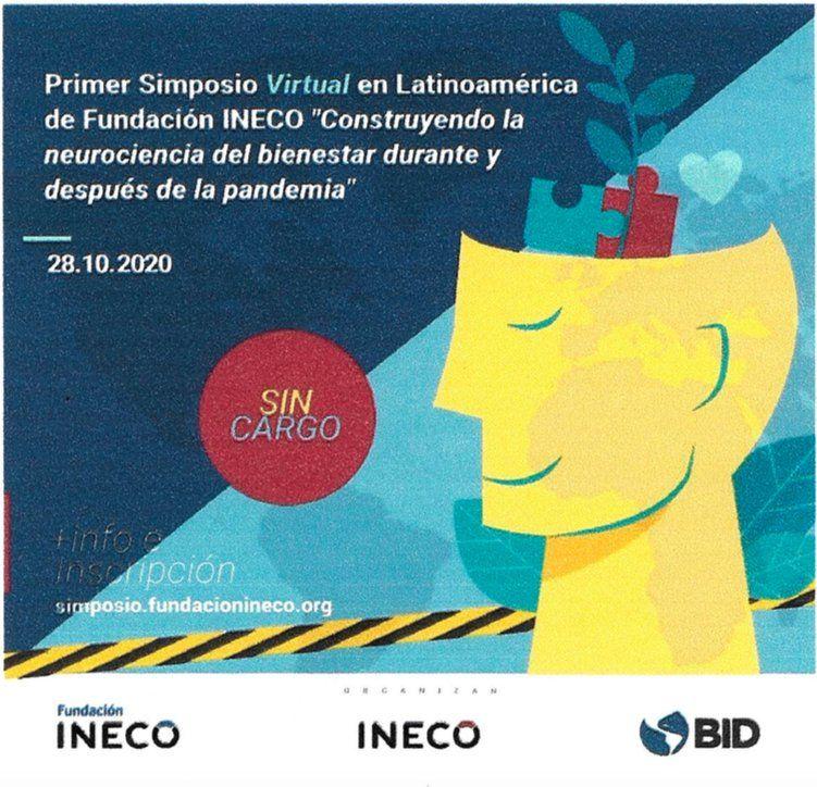 La fundación INECO realizará su primer simposio virtual