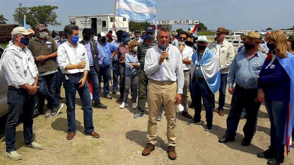 Proyecto Artigas denunció que Luis Etchevehere no acata a la Justicia