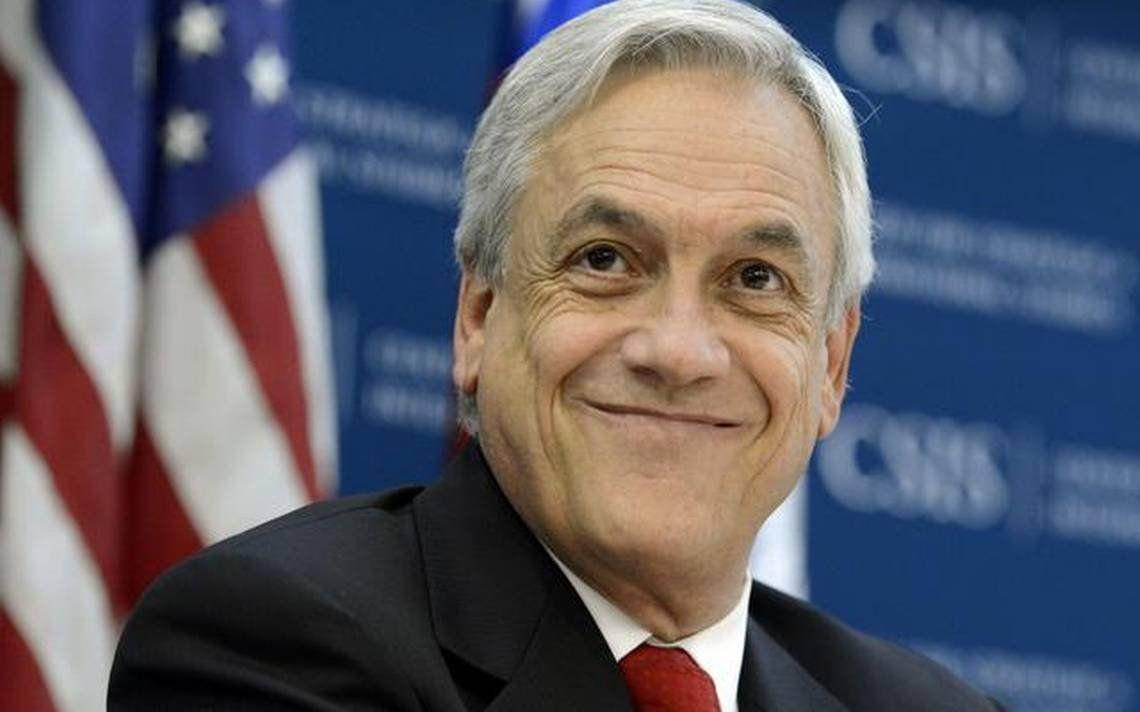 Sebastián Piñera, presidente de  Chile, un país convulsionado