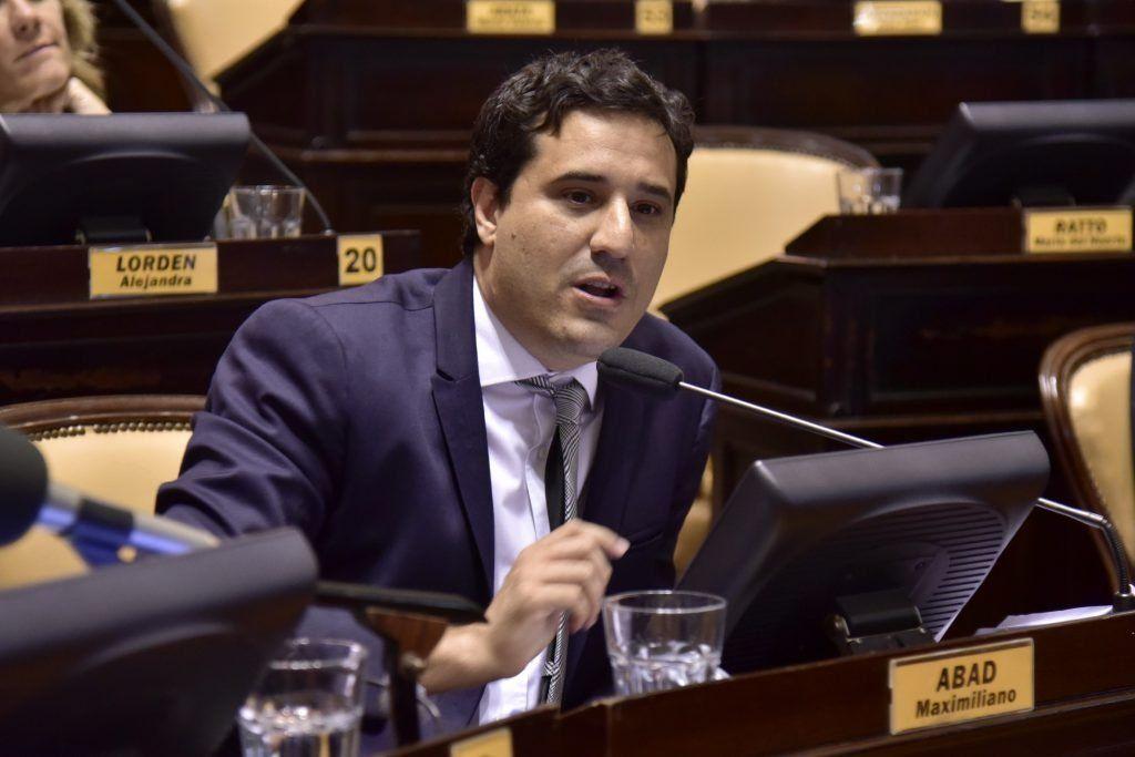 El jefe de la bancada de Juntos por el Cambio en la cámara de Diputados de la provincia de Buenos Aires