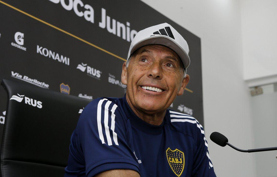 Boca: más allá de lo que pase en la Copa Libertadores, Miguel Russo renovará