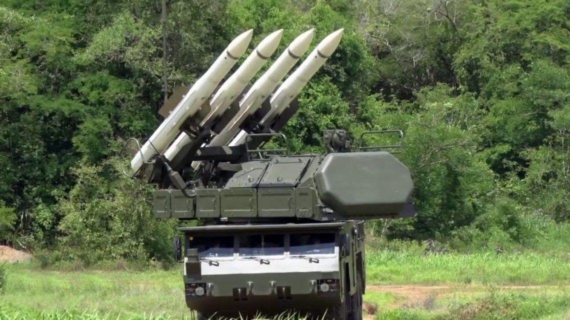 Tensión: Estados Unidos amenaza con destruir los misiles iraníes que se envíen a Venezuela