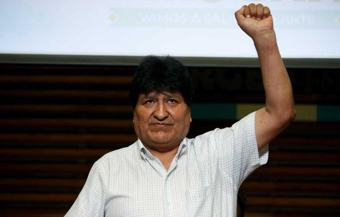 Bolivia: anulan una orden de detención contra Evo Morales por sedición y terrorismo