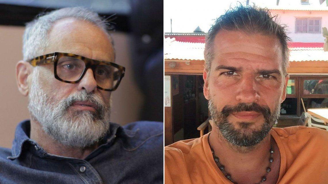 El hermano de Susana Giménez derrapó en un nuevo round con Jorge Rial
