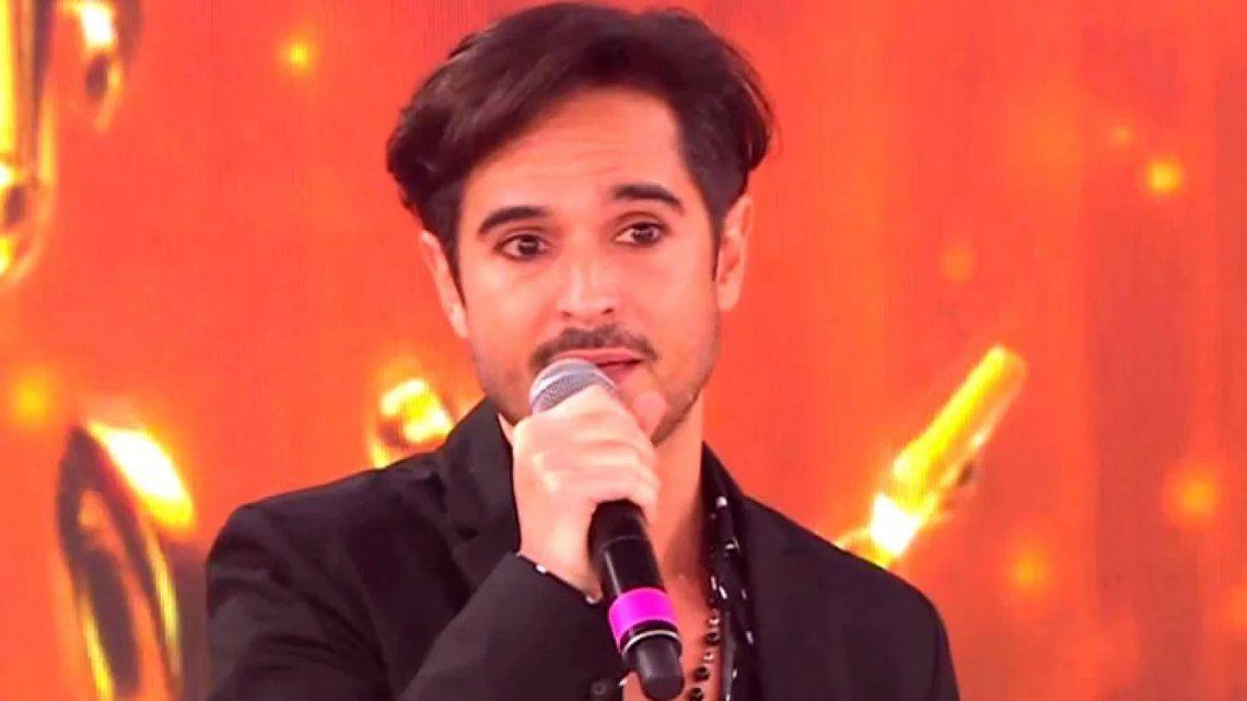 Cantando 2020: renunció Patricio Arellano, el cantante de Laura Novoa