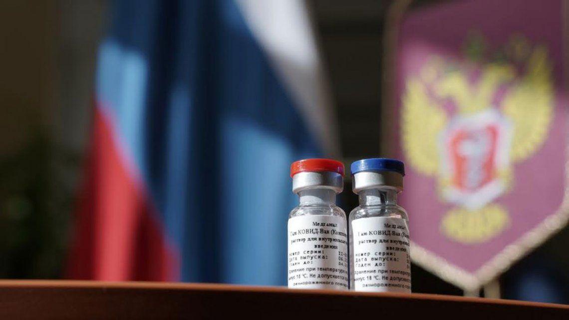 Vacuna Sputnik V: voluntarios que la probaron no contrajeron Covid-19