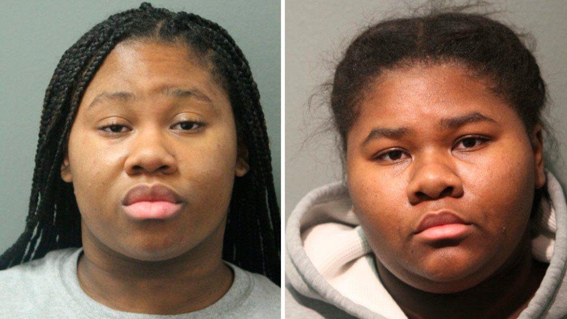 Estados Unidos: dos hermanas apuñalaron a guardia porque les pidió que se pongan el barbijo