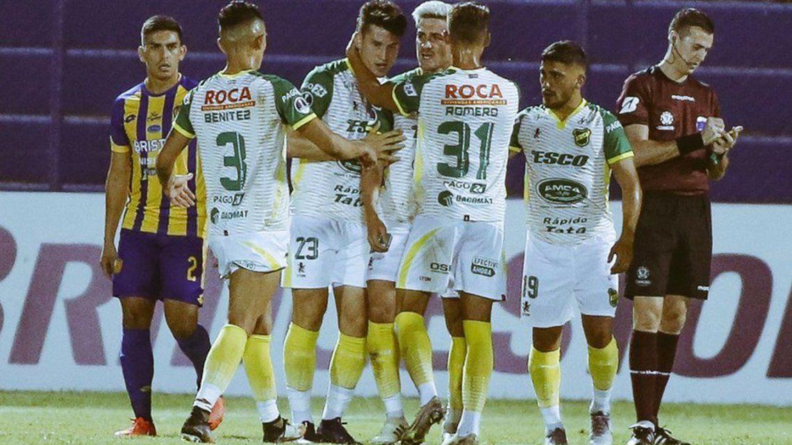 Copa Sudamericana: Defensa y Justicia se levantó y tiene todo para pasar a octavos