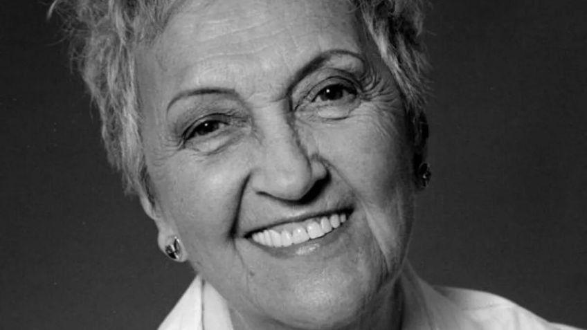 Murió Dina Rot, madre de Cecilia Roth