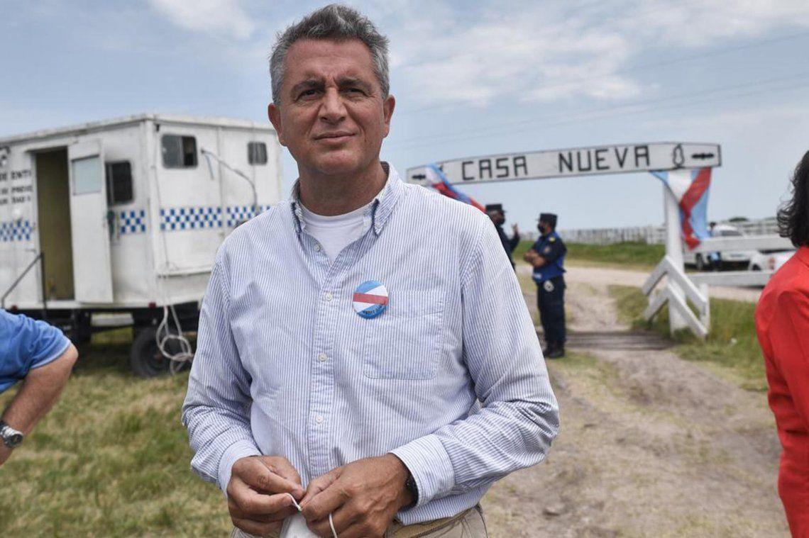 Luis Etchevehere.