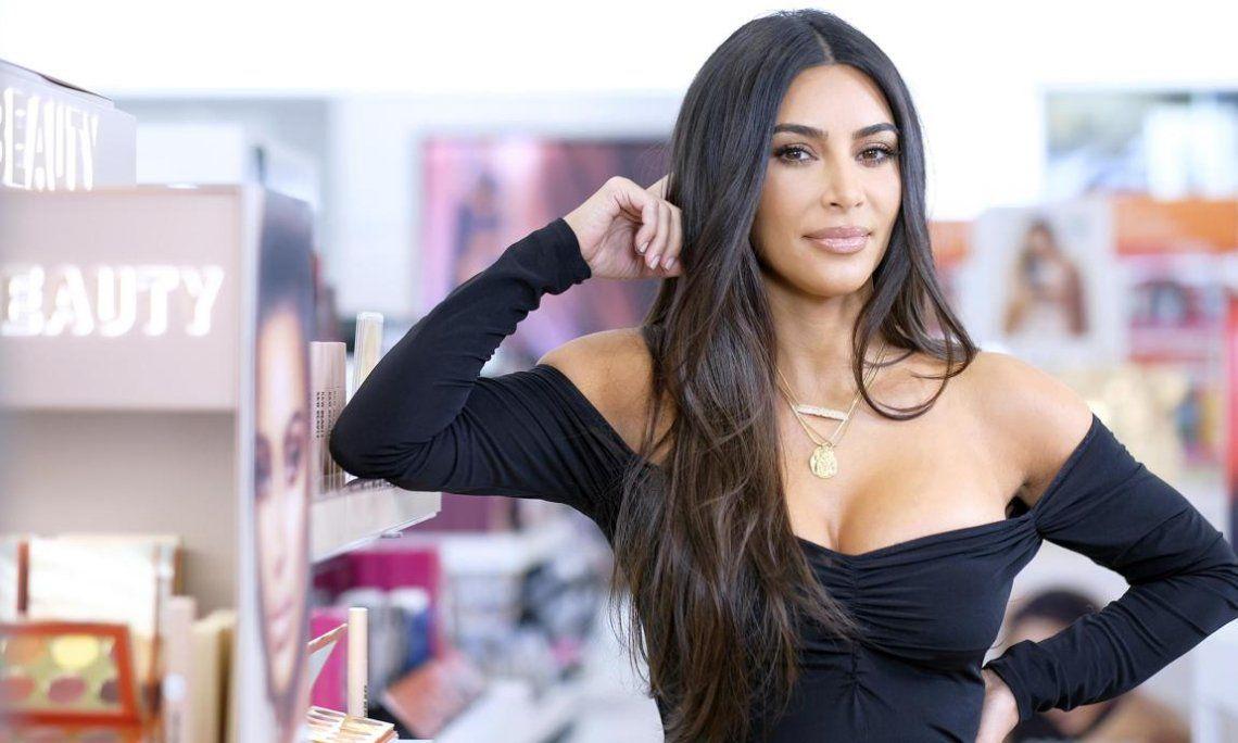 Kim Kardashian gastó USD 1.000.000 para festejar su cumpleaños en pandemia
