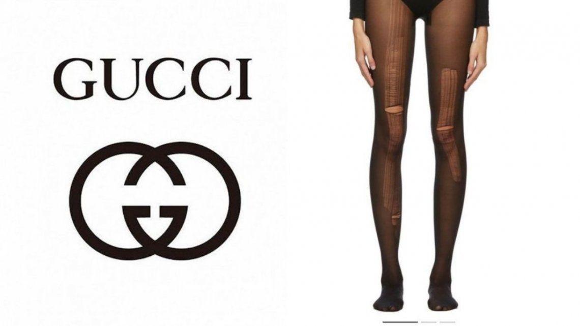 Gucci vende medias rotas a 190 dolares