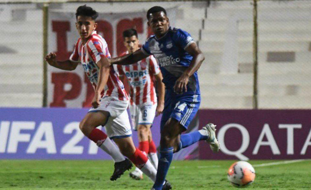 Copa Sudamericana | Sin chispa: Unión acusó la falta de actividad y cayó ante Emelec por 0-1