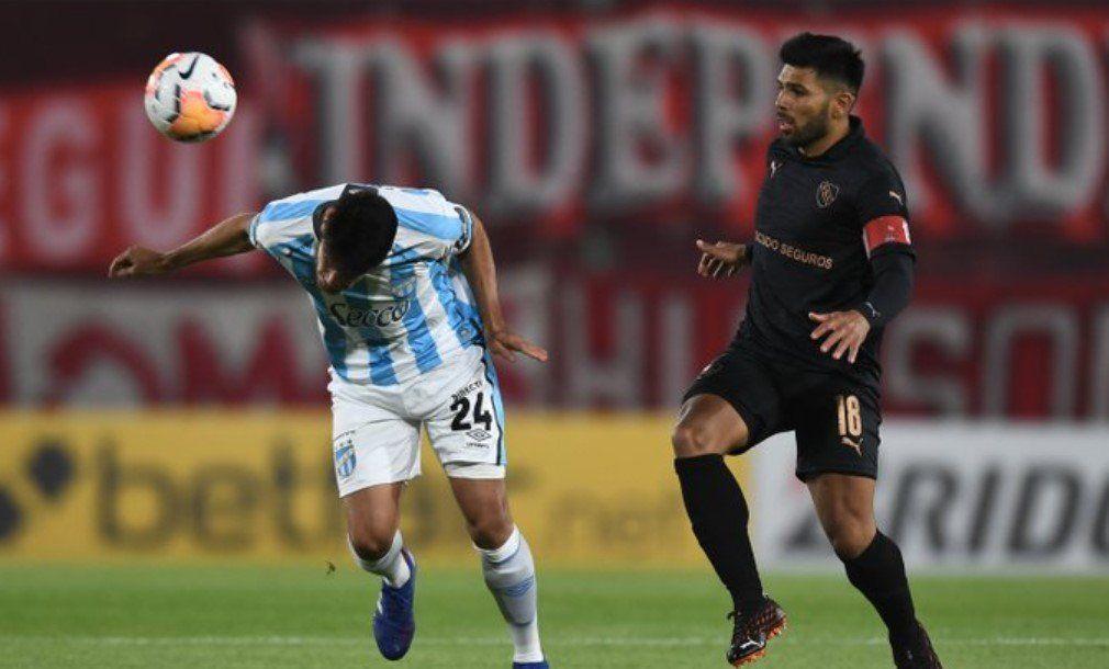 Copa Sudamericana | Gracias a un polémico penal, Independiente se impuso a Atlético Tucumán por 1-0