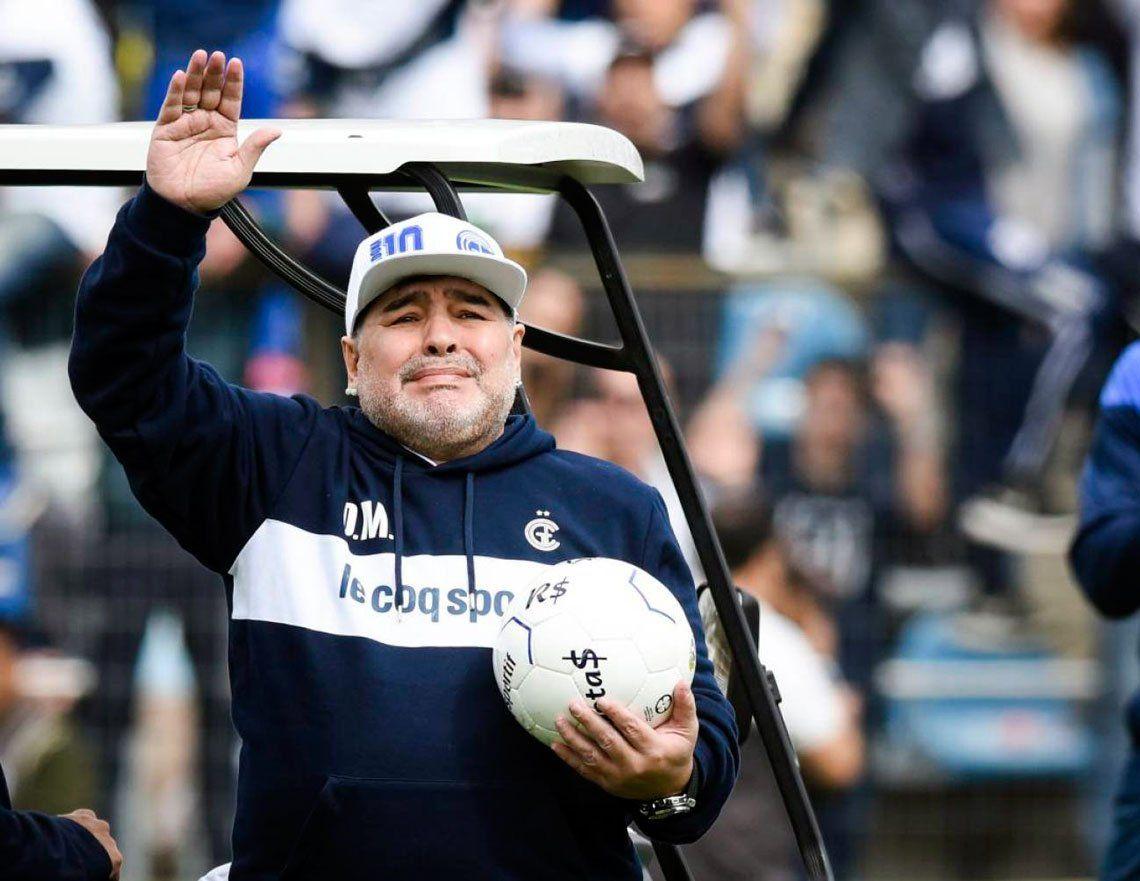 Diego Maradona será homenajeado.