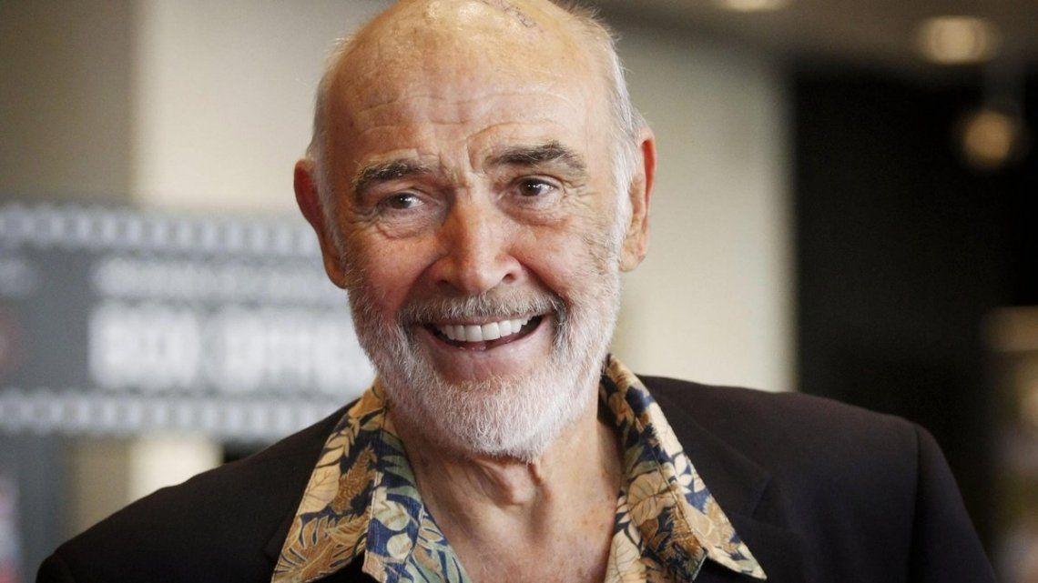 El mundo del cine, de luto: murió Sean Connery
