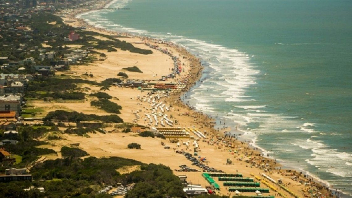 Costa Argentina se prepara para el verano