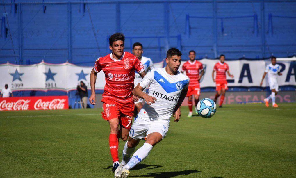 Copa de la Liga Profesional | Un empate con golazos: Vélez y Huracán igualaron 1-1 en un buen partido