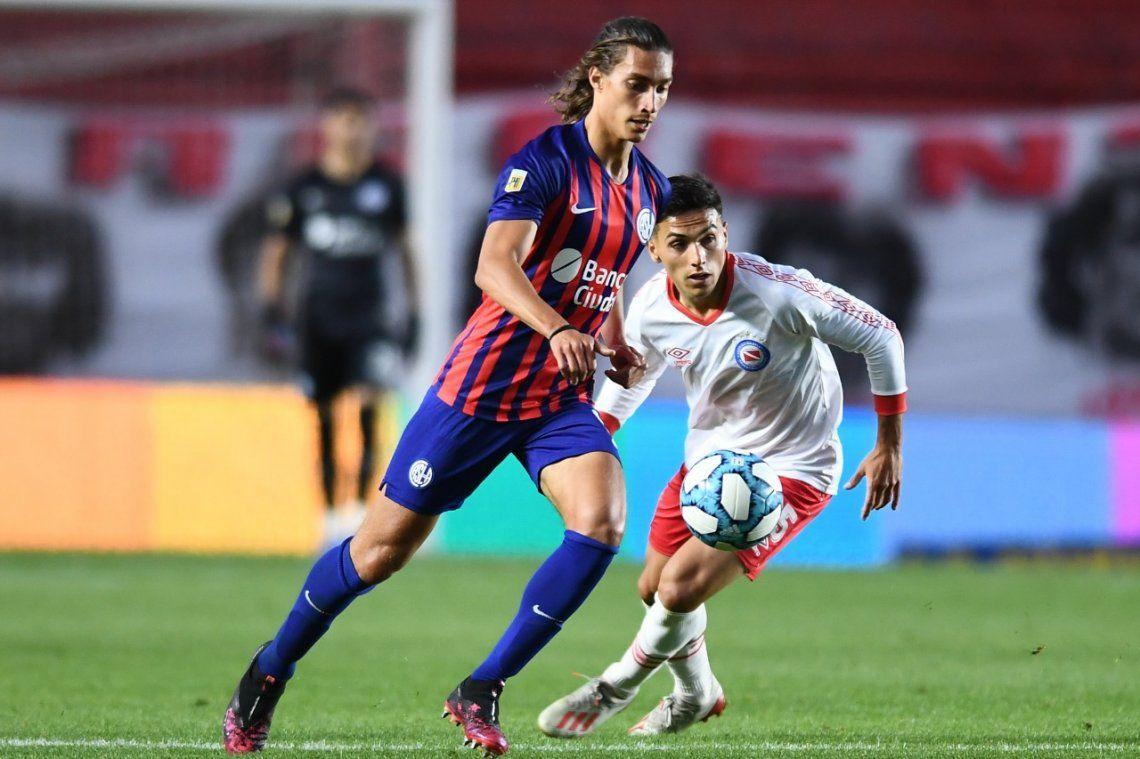 Copa de la Liga Profesional | Un flojo San Lorenzo empató sin goles contra Argentinos Juniors