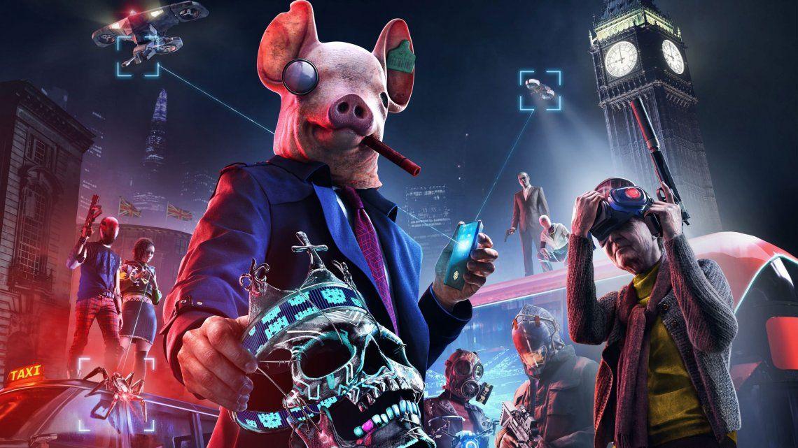 Watch Dogs: Legion | Gran forma de despedir a esta generación de consolas de videojuegos