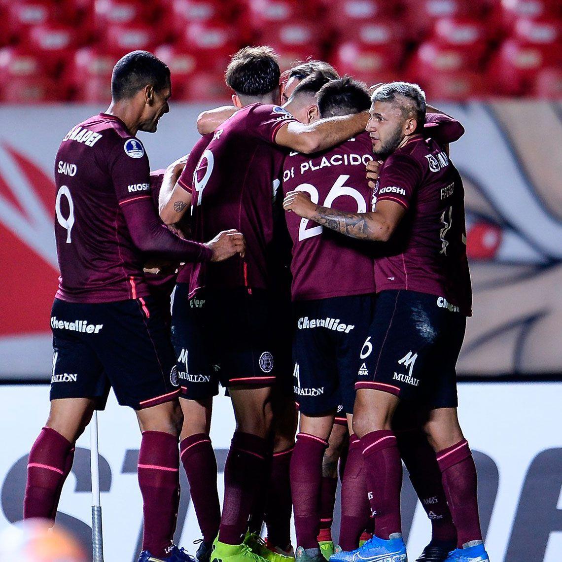 Copa Sudamericana: las fotos de una jornada a pura emoción