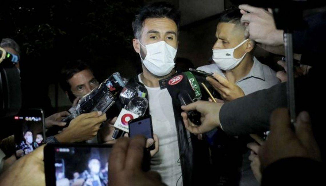 El médico de Maradona dijo que el alta es inminente pero que no se va