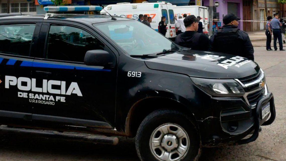 Santa Fe: matan a balazos a un hombre desde un auto - (Imagen ilustrativa)