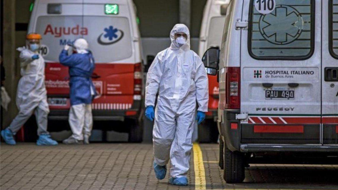 Otras 213 personas murieron y 8.037 fueron diagnosticadas con <a href=