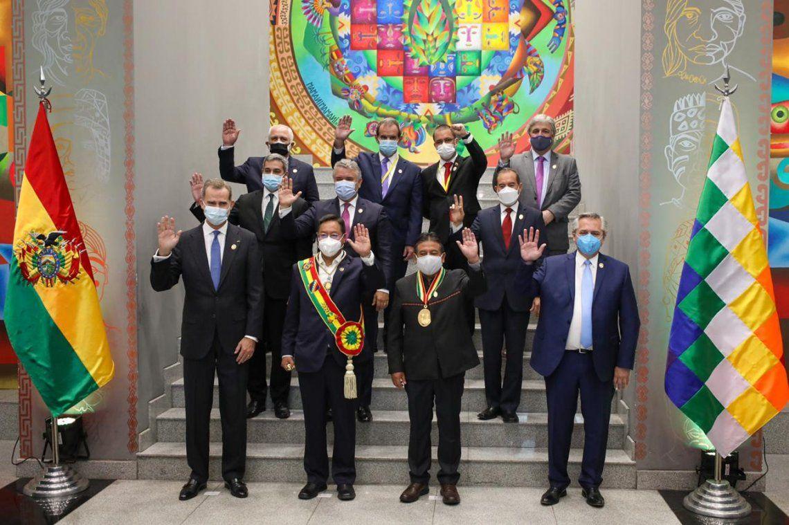 Alberto Fernández: Hoy es un día muy importante, Bolivia recupera la democracia