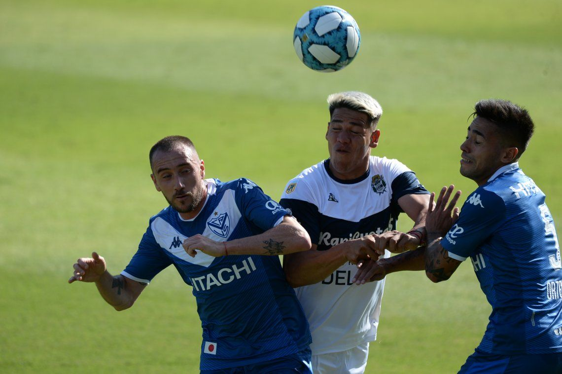 Copa de la Liga Profesional | Vélez consiguió un agónico empate contra Gimnasia en el Bosque