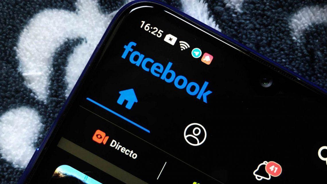 Facebook: estafa global compromete al menos 100 mil cuentas